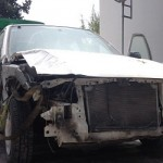 רכב לפירוק לאחר תאונה
