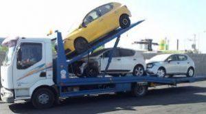 מגרש פירוק רכב בנצרת עילית