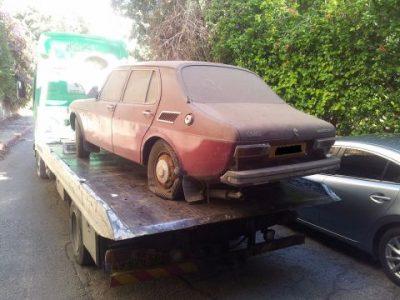 מכירת רכב לפירוק בטבריה